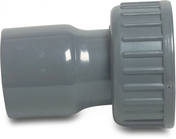 VDL 2/3 Union coupler, made from tubing