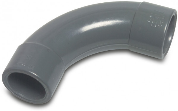 Profec Long bend 90°, injection moulded