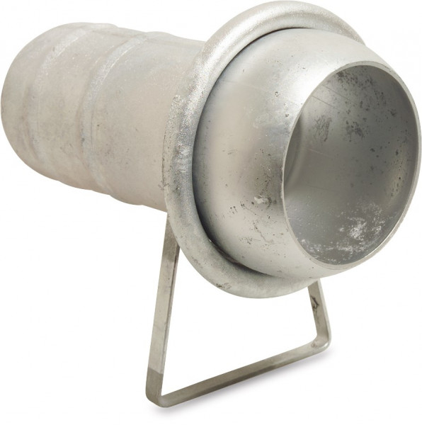 Male coupler with handle