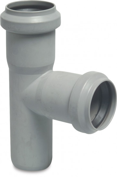 Ring seal drainage T-piece 87°
