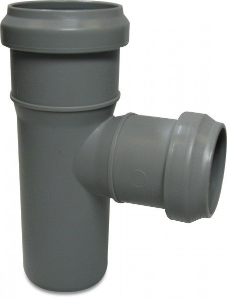 Ring seal drainage Reducer T-piece 87°