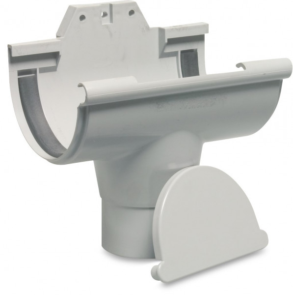 Nicoll End piece, with outlet