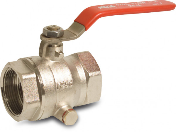 Profec Ball valve, 109, with frost protection