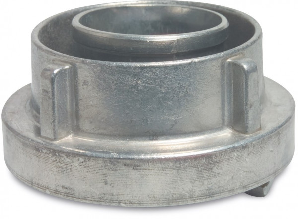 Quick coupler, with short hose tail, Storz