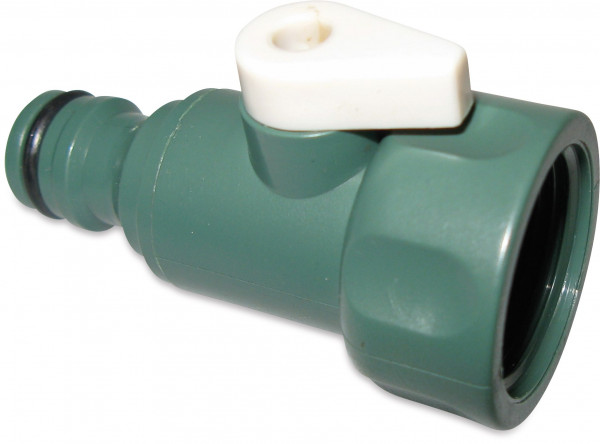 Hydro-Fit Click in-line valve